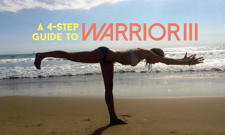 A Beginner's Guide to Warrior III in 4 Steps
