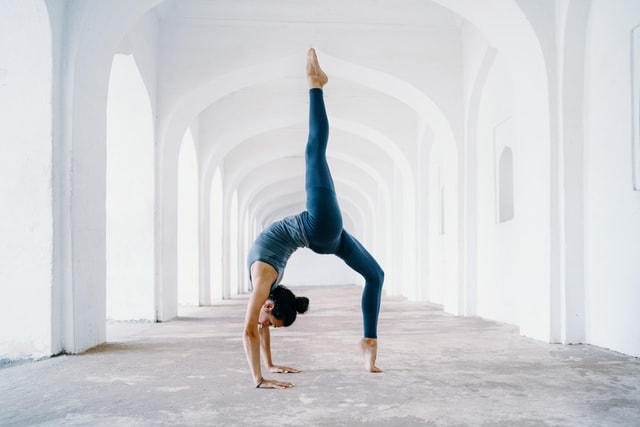 A Yoga Sequence for an Instant Energy Boost