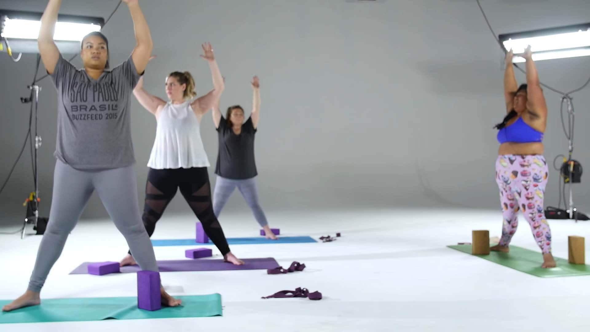 Yoga is for Every Body and These Women Want to Prove It (VIDEO)