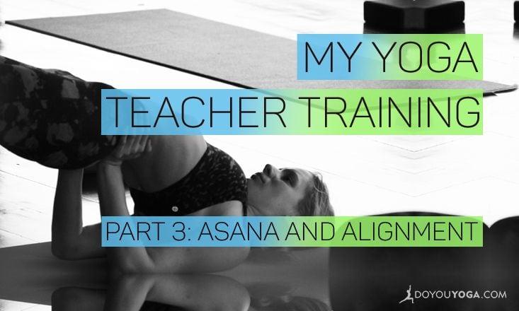 My Yoga Teacher Training in Bali – Week 3 – Asana and Alignment
