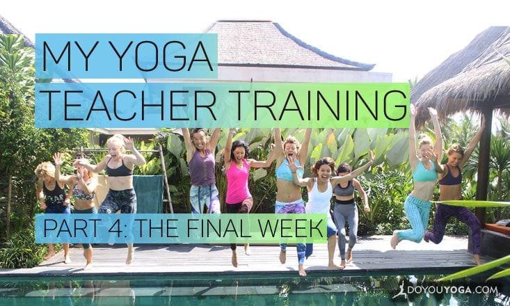 My Yoga Teacher Training in Bali – Final Week and Grateful Sendoff