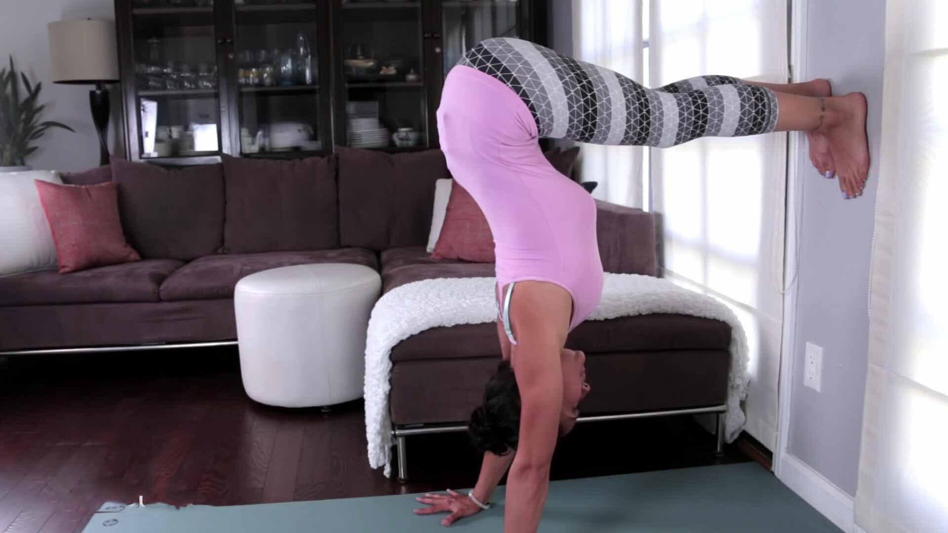 How to Handstand Like a Yogi With Briohny Smyth (VIDEO)