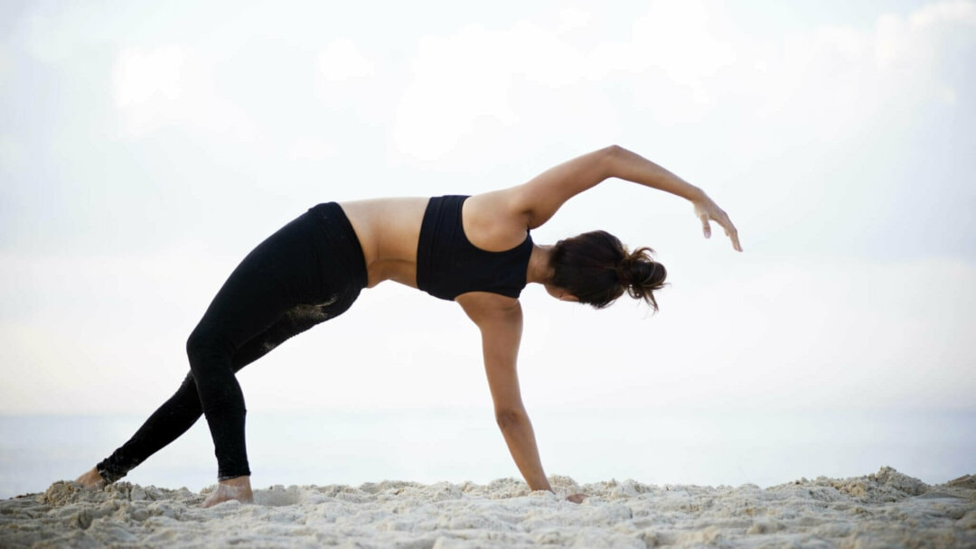 The Yoga Fit Challenge