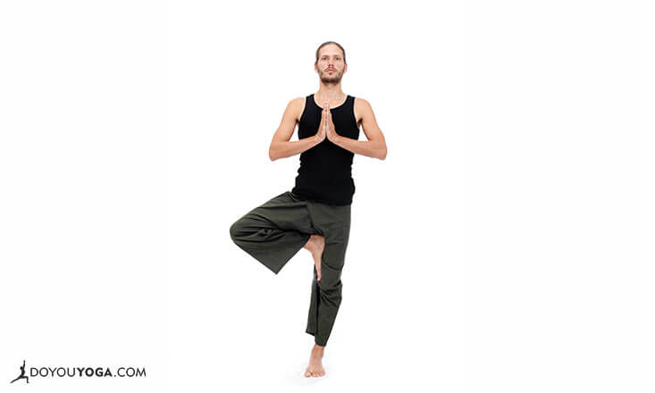 10-Minute Yoga Practice for a Clear Mind