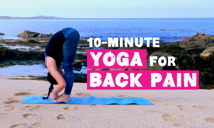 10-Minute Yoga for Back Pain