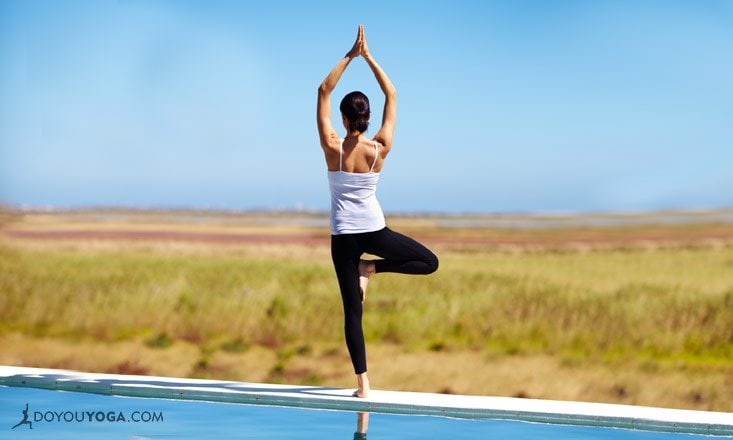 10 Yoga Poses and Exercises for Balance Training