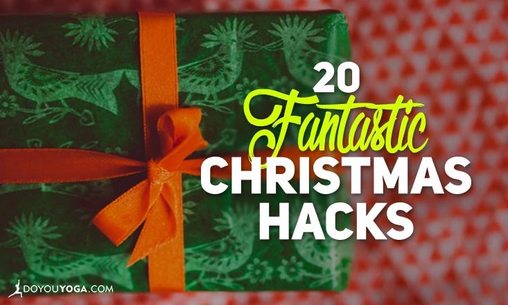 20 Fantastic Christmas Hacks