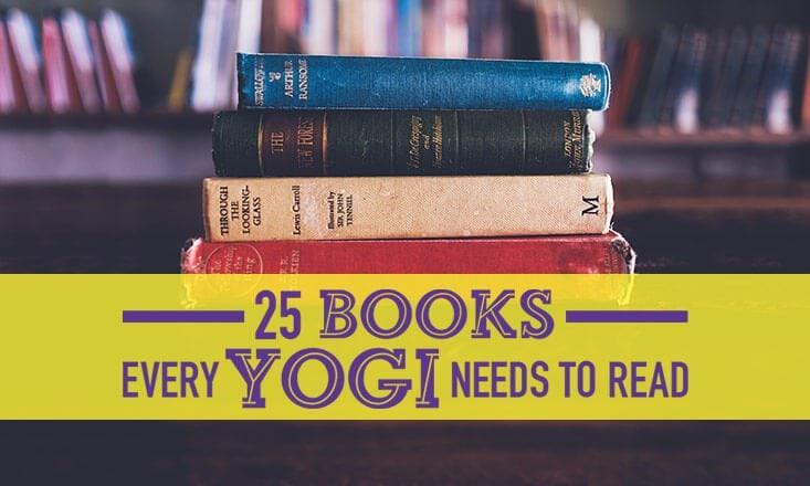 25 Books Every Yogi Needs to Read