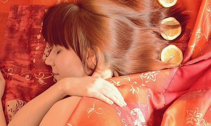 3 Luxurious Ways to Get Deep Sleep