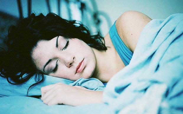 3 Yoga-Inspired Tricks To Fall Asleep