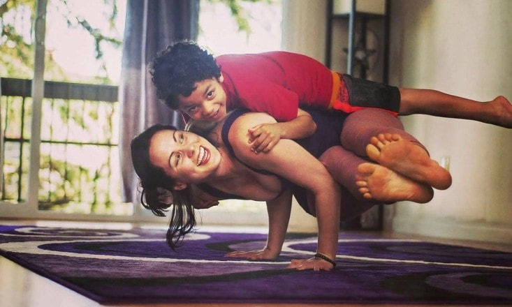 4 Fun Yoga Games for You And Your Little Yogis