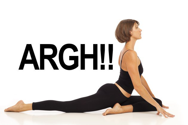 4 Ways To Love The Yoga Poses You Hate