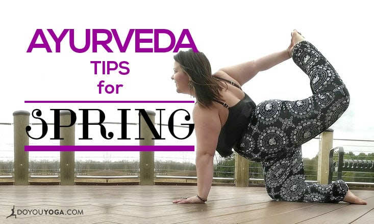 5 Ayurvedic Tips for an Easier Transition Into Spring