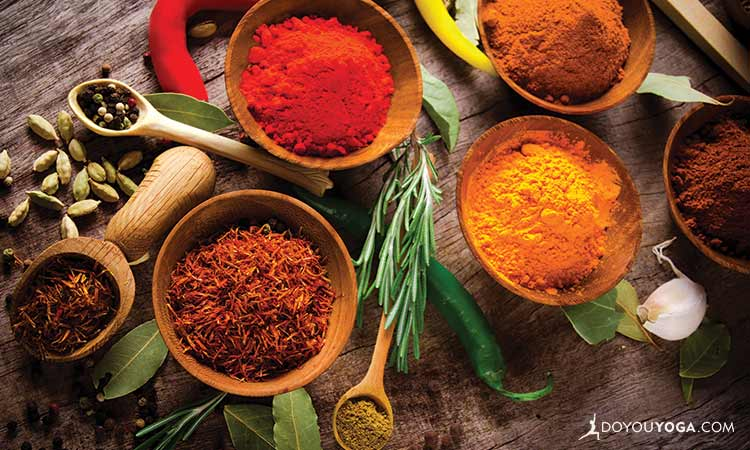 5 Delicious Herbs That Bring Ayurvedic Healing Into Your Kitchen