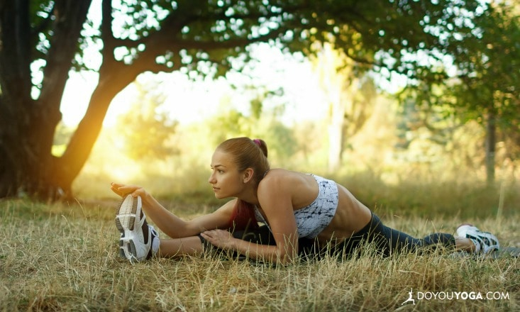 5-Minute Yoga for Runners