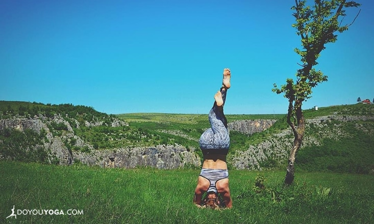 5 Points to Remember When Practicing Headstand
