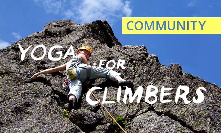5 Reasons Every Climber Should Do Yoga
