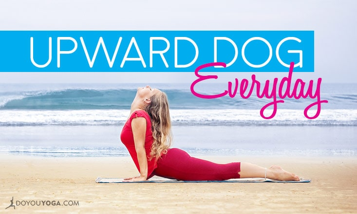 5 Reasons to Practice Upward Dog Every Day
