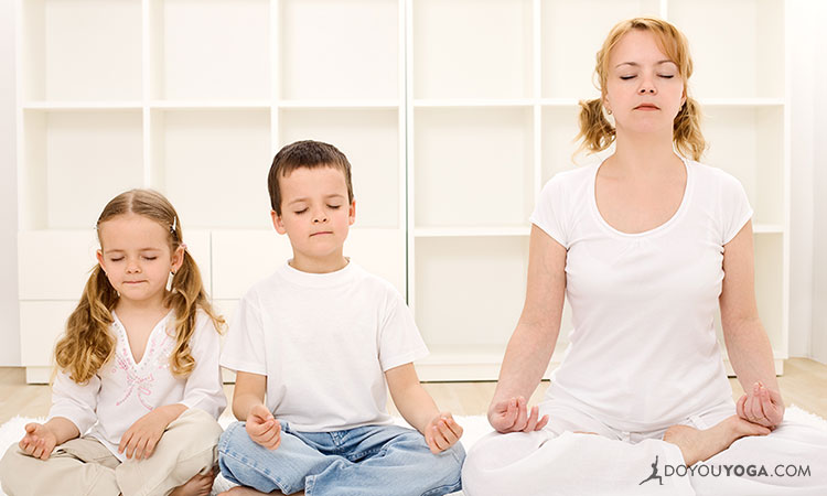 5 Tips for Introducing Kids to the Yoga Lifestyle