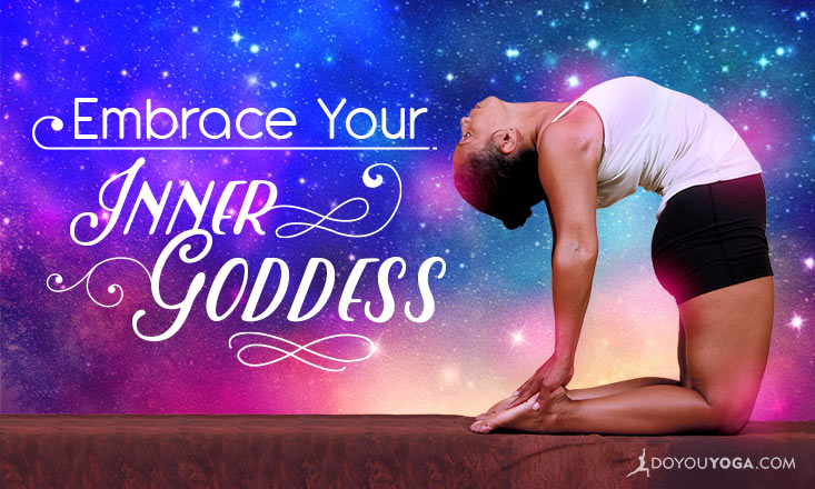 5 Ways to Embrace Your Inner Goddess