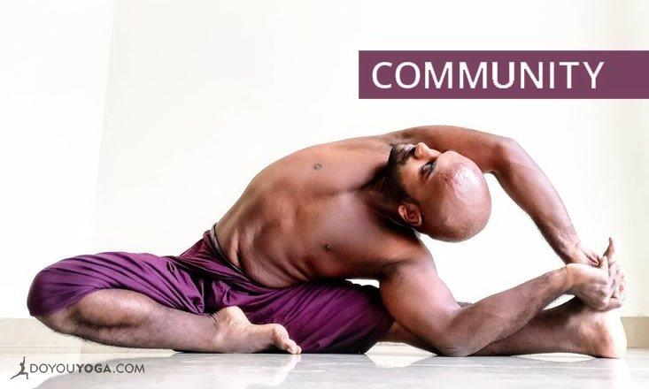 5 Ways to Get Over a Yoga Slump