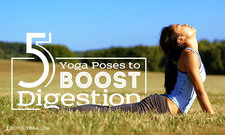 5 Yoga Poses That Help If You've Eaten Too Much