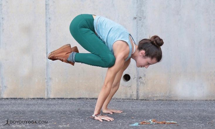 5 Benefits of Arm Balances