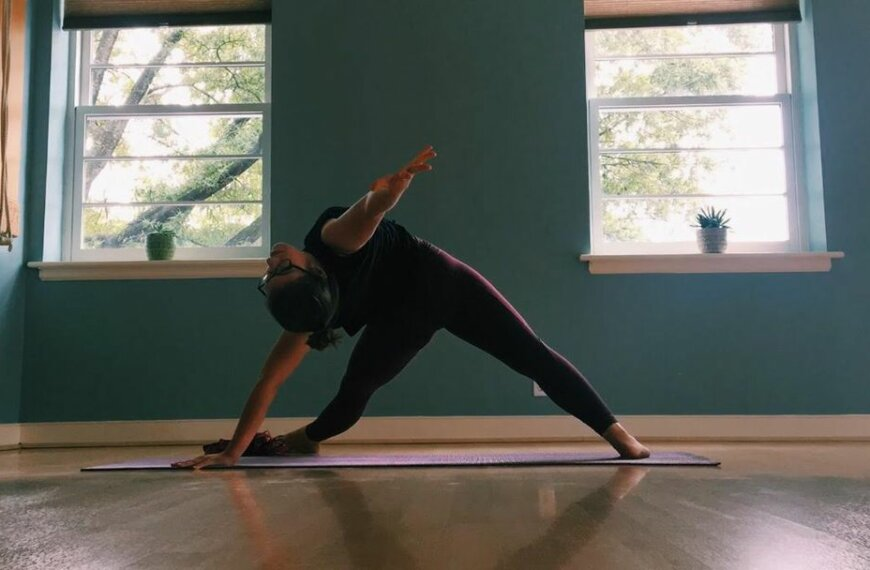 5 Yoga Poses to Fire up Your Libido, the Natural Way