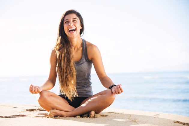 7 Ways Not To Get Bored During Yoga