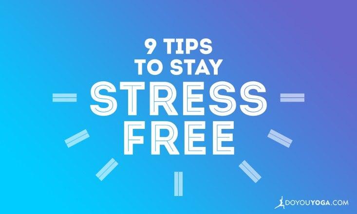 9 Tips to Stay Stress Free Through the Festive Season