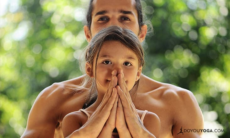 A Kids Yoga Class Plan for When You Don't Have Time