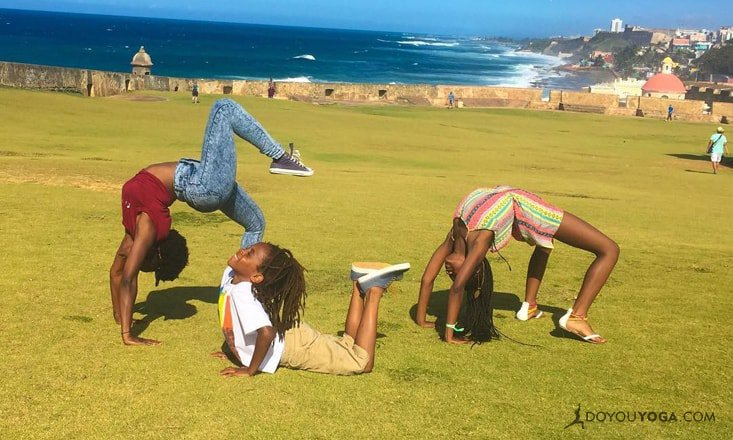 A Sample Yoga Lesson Plan for Kids