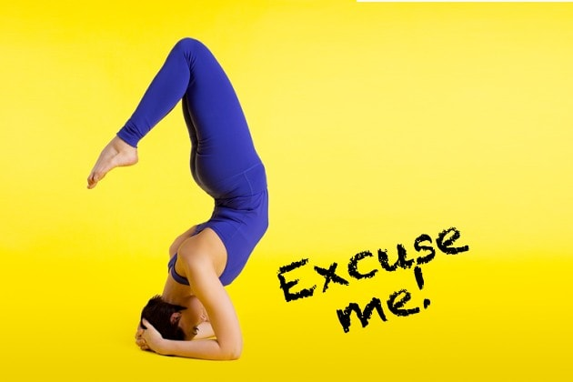 Awkward Yoga Moments