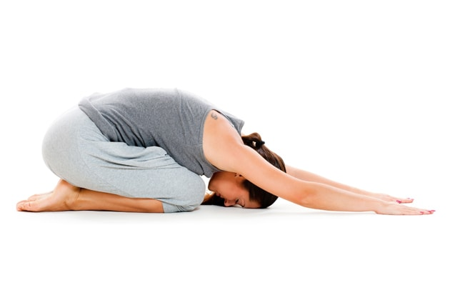 Cultivate Serenity During The Holidays – Exhale Into Child's Pose