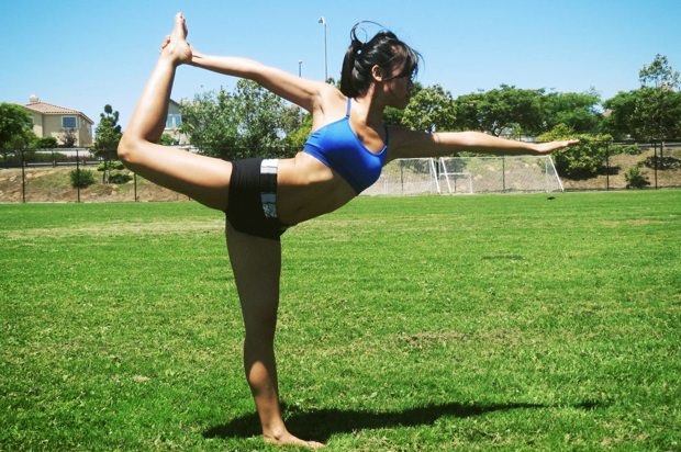 How To Rock Your Dancer Pose