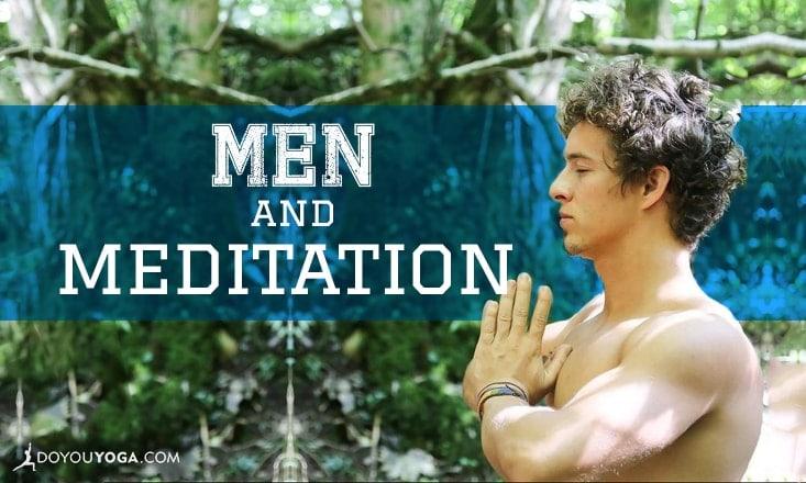 Do Men Like Meditation More Than Yoga?
