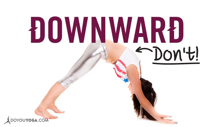 Do This, Not That: Corrections for 3 Popular Yoga Poses