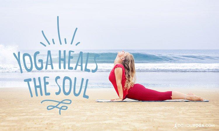 Doctors Helped Me Walk, but Yoga Healed Me