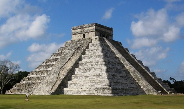 Finding The Heart Of The Ancient Maya In Mérida, Mexico