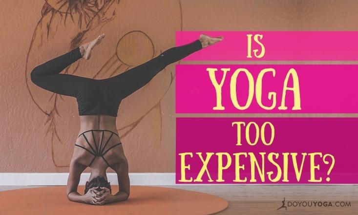 Has Yoga Gotten Too Expensive?