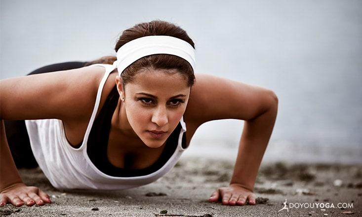 How CrossFit Helped My Yoga Practice