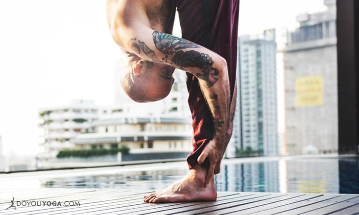 6 Yoga Poses That Help Alleviate Anxiety