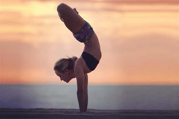 How I Found the Magic In Arm Balances (With Video)