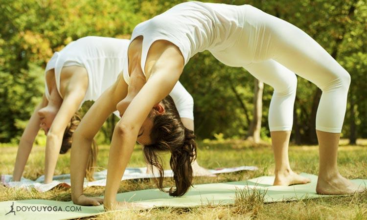 How I Got My Friends Into Yoga