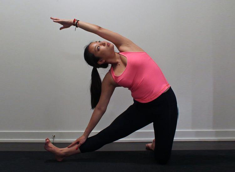 How to Do Gate Pose