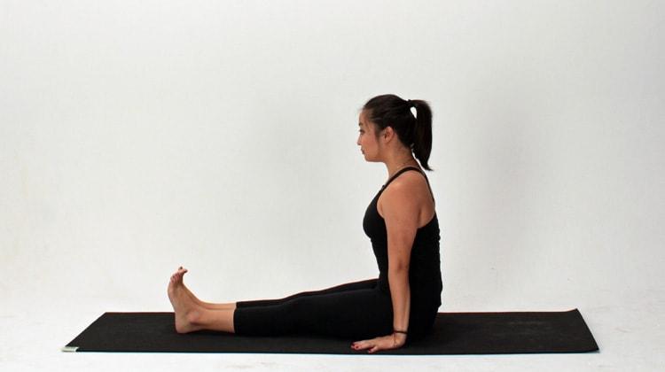 How To Do Staff Pose