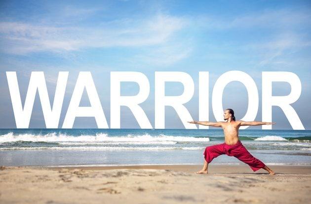 How To Do Warrior II Pose