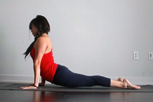 How To Do Upward-Facing Dog Pose
