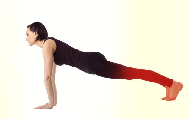 How To Get Toned Arms With Yoga