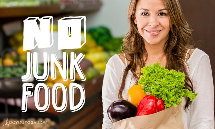 How To Make Yourself Say NO To Junk Food